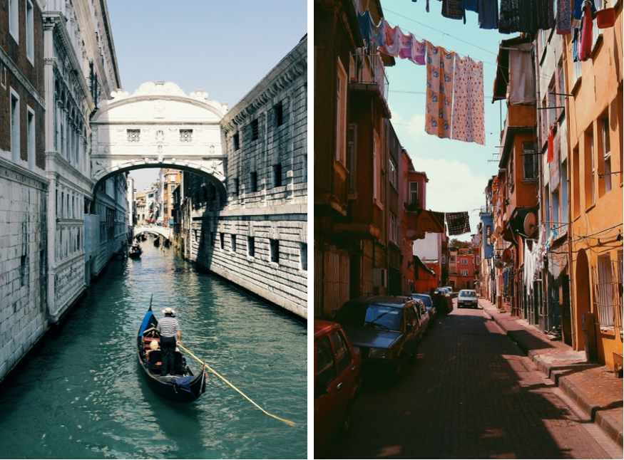 venice and istanbul