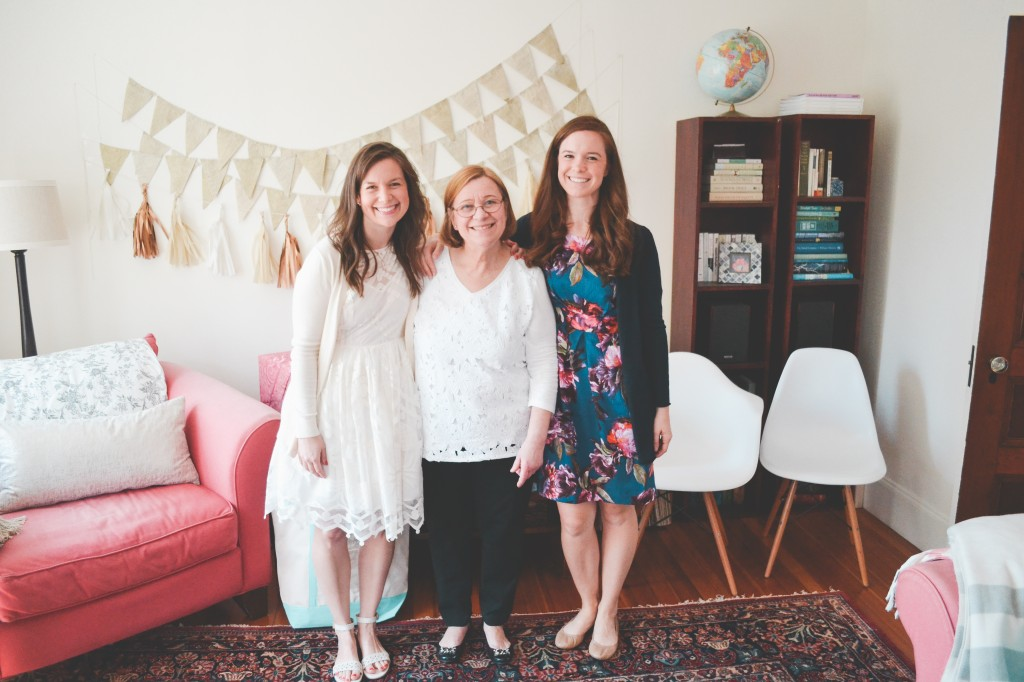 boston wedding shower!