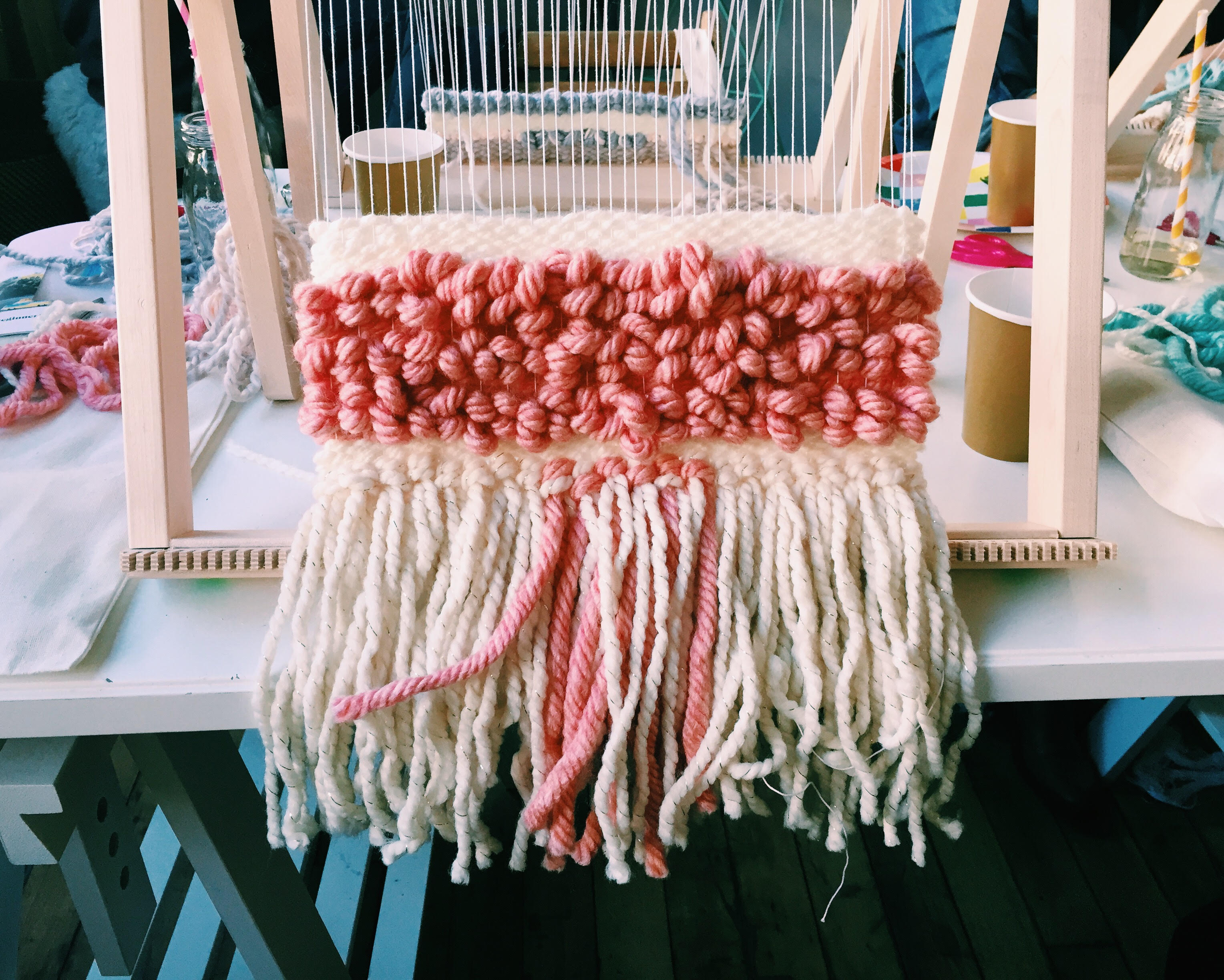 beginning weaving with maryanne moodie